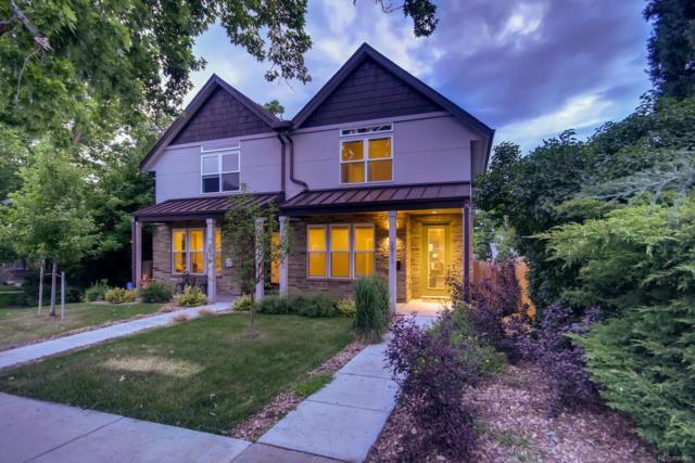 2911 S Sherman Street, Englewood, CO 80113 (#3363071) :: The Peak Properties Group