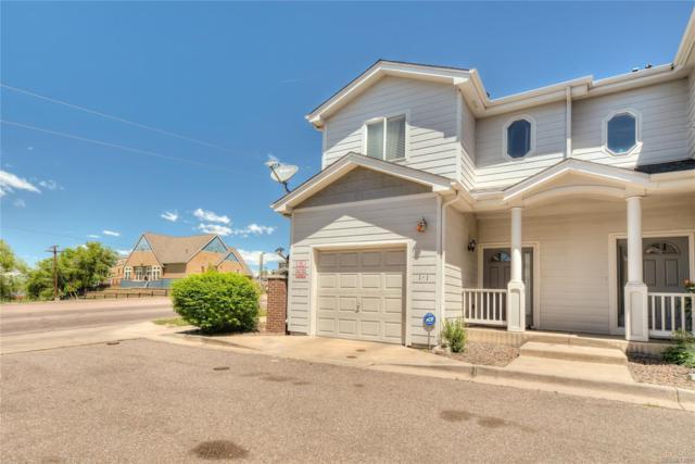 3200 S Federal Boulevard 1-1, Denver, CO 80236 (#3363148) :: Mile High Luxury Real Estate