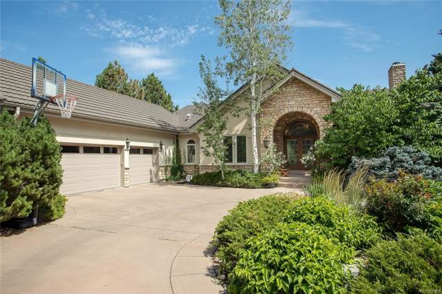 5757 E Ida Circle, Greenwood Village, CO 80111 (#3363352) :: Compass Colorado Realty