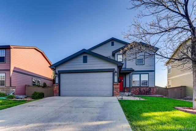 6116 Millbridge Avenue, Castle Rock, CO 80104 (#3363573) :: Peak Properties Group