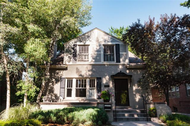 651 Madison Street, Denver, CO 80206 (#3363765) :: My Home Team