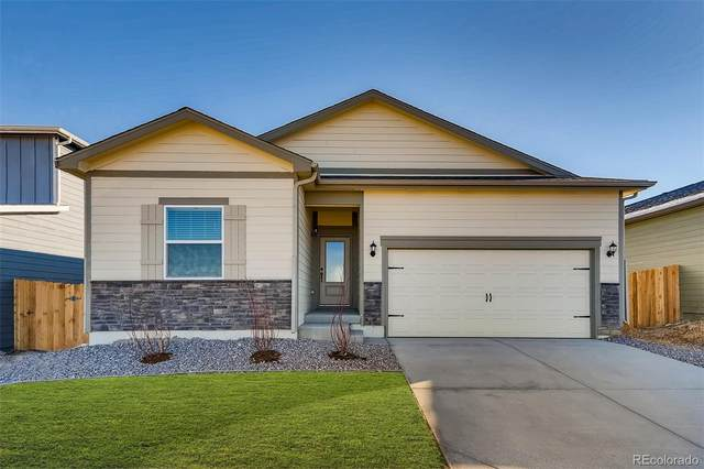 8919 Yampa Street, Commerce City, CO 80022 (#3363936) :: Own-Sweethome Team