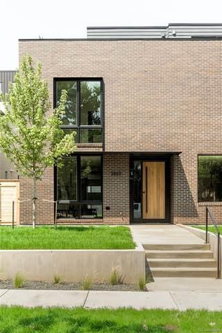 3865 Stuart Street, Denver, CO 80212 (#3364362) :: The Colorado Foothills Team | Berkshire Hathaway Elevated Living Real Estate