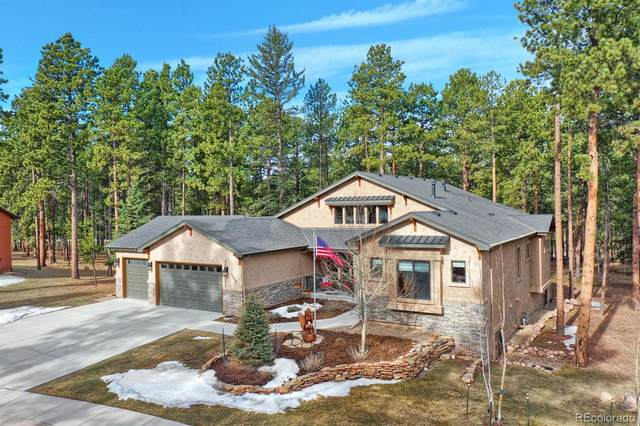 1250 Cottontail Trail, Woodland Park, CO 80863 (#3364556) :: The Artisan Group at Keller Williams Premier Realty