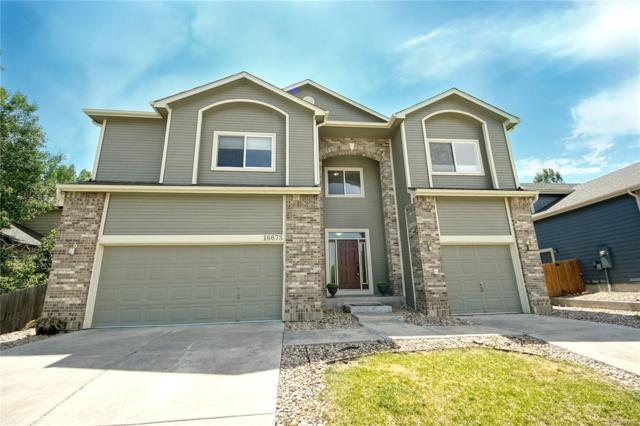16678 Tin Cup Court, Parker, CO 80134 (#3364573) :: The HomeSmiths Team - Keller Williams