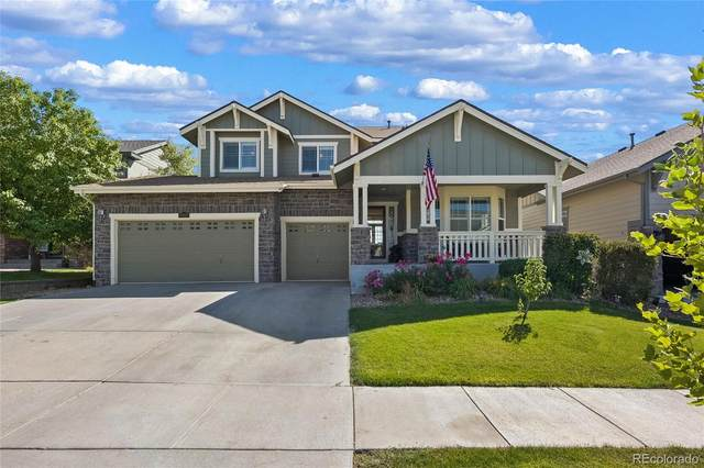 17662 E 98th Way, Commerce City, CO 80022 (#3365224) :: Own-Sweethome Team