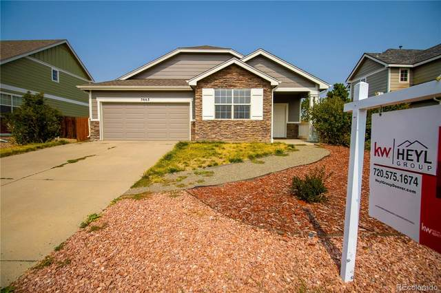 5663 E Monument Drive, Castle Rock, CO 80104 (#3365343) :: HomeSmart Realty Group
