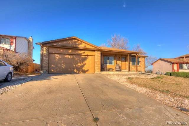 2347 E 101st Way, Thornton, CO 80229 (MLS #3365364) :: Bliss Realty Group