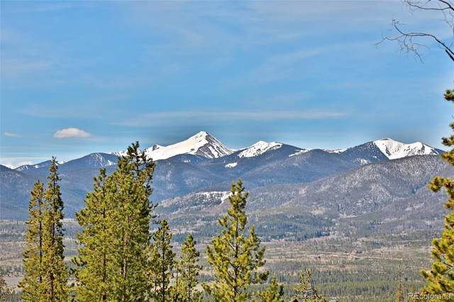 791 County Road 854, Tabernash, CO 80478 (#3365508) :: Wisdom Real Estate