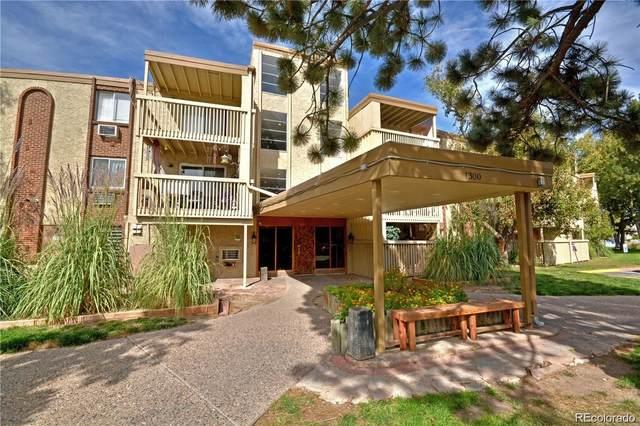 1302 S Parker Road #233, Denver, CO 80231 (#3365529) :: Briggs American Properties