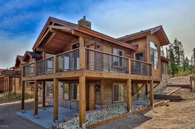 304 County Road 424, Granby, CO 80447 (MLS #3365554) :: Clare Day with Keller Williams Advantage Realty LLC