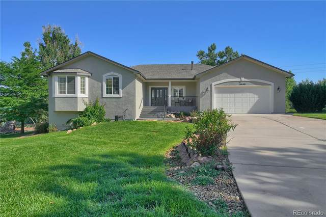3430 Palmer Hill Court, Colorado Springs, CO 80907 (MLS #3365568) :: 8z Real Estate