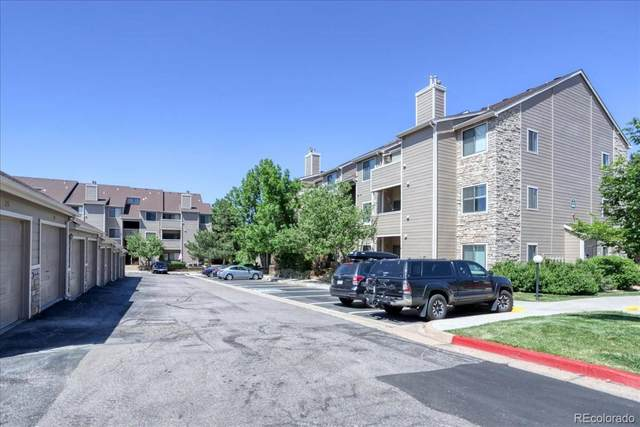 7474 S Alkire Street #205, Littleton, CO 80127 (#3365611) :: The Griffith Home Team