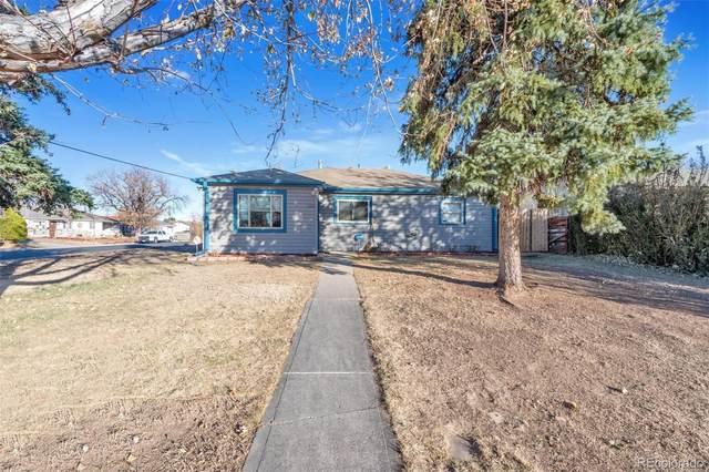 1296 Xapary Street, Aurora, CO 80011 (#3365726) :: iHomes Colorado