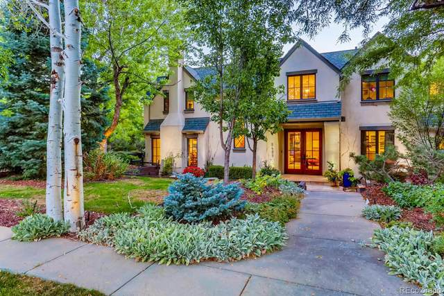 5489 S Krameria Street, Greenwood Village, CO 80111 (#3365900) :: The DeGrood Team