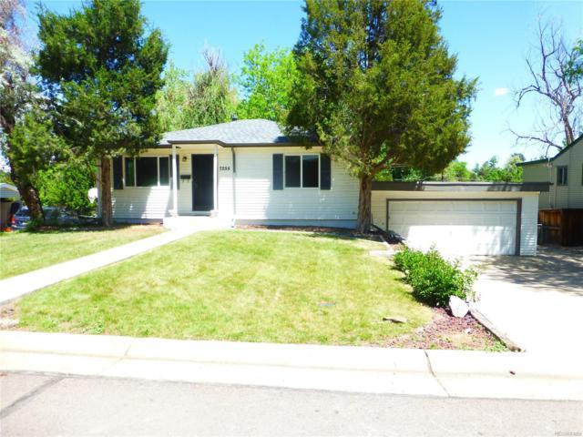 7255 W 33rd Avenue, Wheat Ridge, CO 80033 (#3366107) :: Bring Home Denver