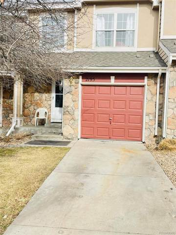 2195 E 103rd Place, Thornton, CO 80229 (#3367078) :: The Dixon Group
