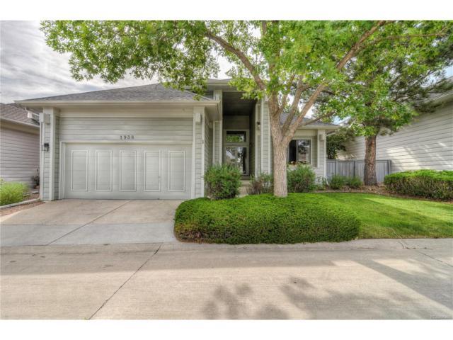 1938 Five Iron Drive, Castle Rock, CO 80104 (MLS #3367365) :: 8z Real Estate