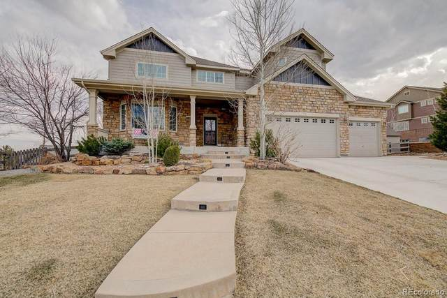17552 W 77th Drive, Arvada, CO 80007 (MLS #3367640) :: 8z Real Estate