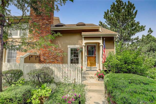 2883 W Long Circle F, Littleton, CO 80120 (MLS #3367844) :: Bliss Realty Group