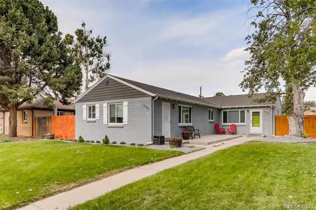 3560 Olive Street, Denver, CO 80207 (MLS #3368095) :: 8z Real Estate