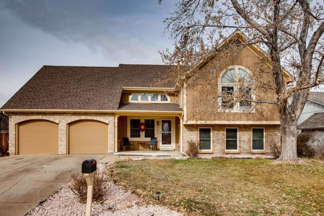 3801 E 135th Drive, Thornton, CO 80241 (#3368305) :: The Peak Properties Group