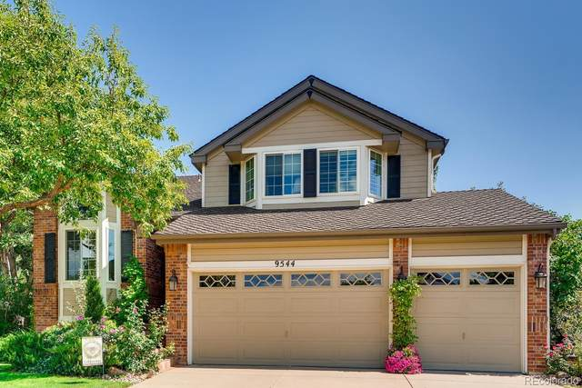 9544 Las Colinas Drive, Lone Tree, CO 80124 (#3368688) :: The Gilbert Group