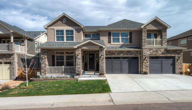 3901 Hourglass Avenue, Castle Rock, CO 80109 (#3368918) :: Harling Real Estate