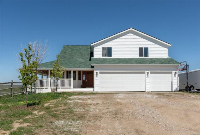 5941 S County Road 181, Byers, CO 80103 (MLS #3369278) :: 8z Real Estate
