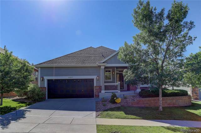 12837 W 78th Circle, Arvada, CO 80005 (#3369432) :: The Harling Team @ Homesmart Realty Group