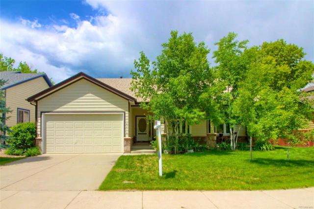 8710 W 49th Circle, Arvada, CO 80002 (#3369871) :: House Hunters Colorado