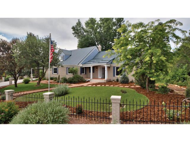 17 Polo Circle, Colorado Springs, CO 80906 (MLS #3370112) :: 8z Real Estate