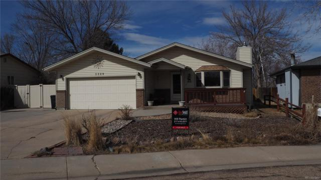 3329 West 27th Street, Greeley, CO 80634 (#3370435) :: The Heyl Group at Keller Williams