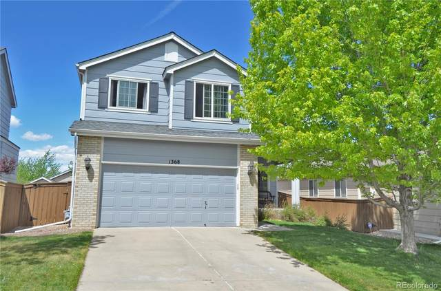 1368 Mulberry Lane, Highlands Ranch, CO 80129 (#3370706) :: The Gilbert Group