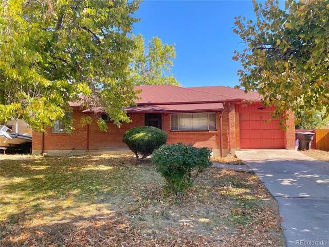 1480 S Wolcott Way, Denver, CO 80219 (#3370733) :: Portenga Properties