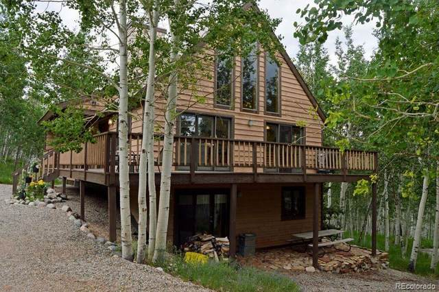 123 Lumber Jack Road, Fairplay, CO 80440 (#3371150) :: Colorado Home Finder Realty
