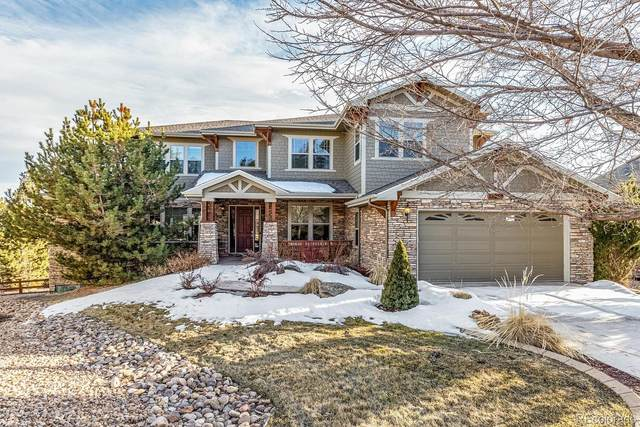 12059 S Majestic Pine Way, Parker, CO 80134 (MLS #3371575) :: Bliss Realty Group