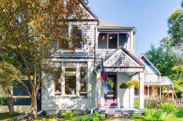 1724 S Pennsylvania Street, Denver, CO 80210 (#3371727) :: The Peak Properties Group
