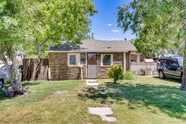344 Quitman Street, Denver, CO 80219 (#3372565) :: Bring Home Denver with Keller Williams Downtown Realty LLC