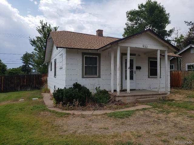 3143 S Logan Street, Englewood, CO 80113 (MLS #3373398) :: 8z Real Estate
