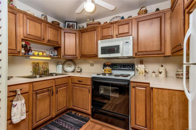 695 S Alton Way 8D, Denver, CO 80247 (#3373584) :: The HomeSmiths Team - Keller Williams