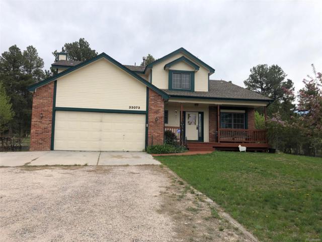 33073 Hillside Court, Elizabeth, CO 80107 (MLS #3373650) :: 8z Real Estate