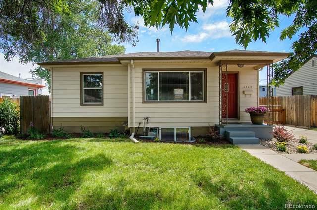 4542 S Acoma Street, Englewood, CO 80110 (#3373914) :: Wisdom Real Estate