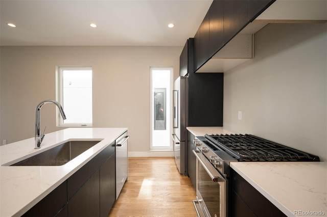 3418 W 18th Ave #1, Denver, CO 80204 (#3373961) :: Wisdom Real Estate
