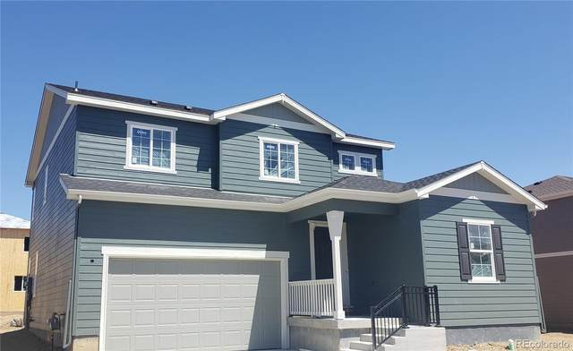 6815 E 118th Place, Thornton, CO 80233 (#3374019) :: The Peak Properties Group
