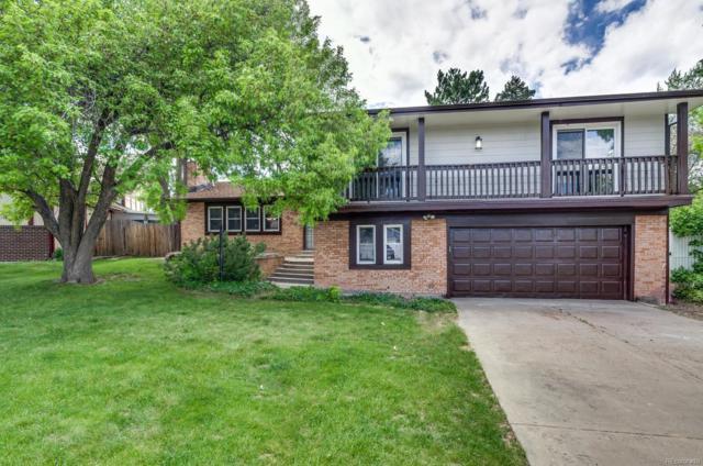 3265 S Akron Street, Denver, CO 80231 (#3374140) :: The Griffith Home Team