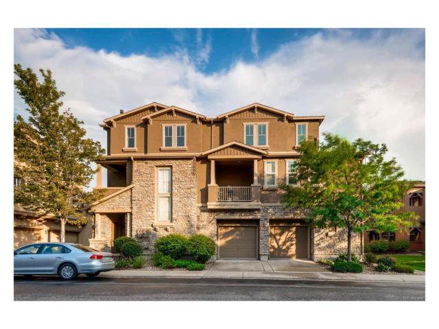 10528 Ashfield Street 15A, Highlands Ranch, CO 80126 (MLS #3374289) :: 8z Real Estate
