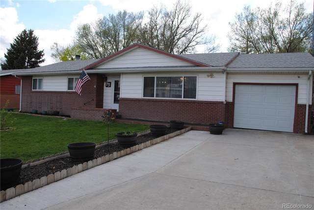 75 Paradise Drive, Burlington, CO 80807 (#3374290) :: The HomeSmiths Team - Keller Williams