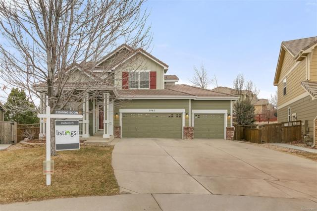 3962 Scarlet Oak Court, Castle Rock, CO 80109 (#3374371) :: The Dixon Group