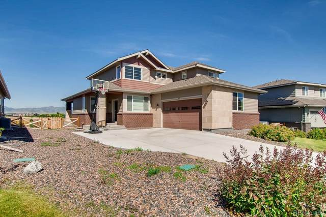 5067 W 108th Circle, Westminster, CO 80031 (MLS #3374570) :: The Sam Biller Home Team